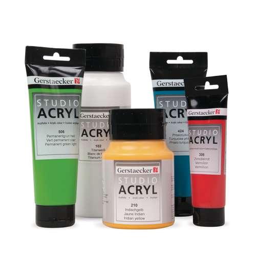 Gerstaecker - Studio Acryl, colore acrilico