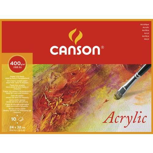 Canson - Acrylic, blocco