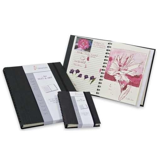Hahnemühle - Sketch Diary, quaderno per schizzi e appunti