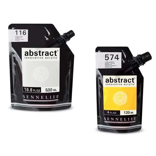 Sennelier - Abstract colori acrilici