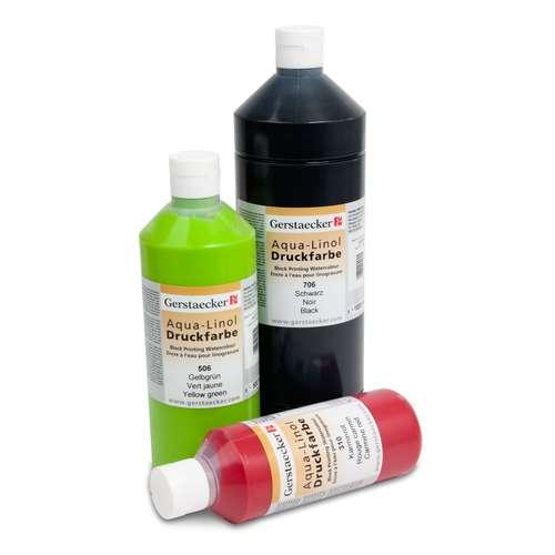 Gerstaecker Inchiostro Aqua-Linol (a base d'acqua per linoleografia)