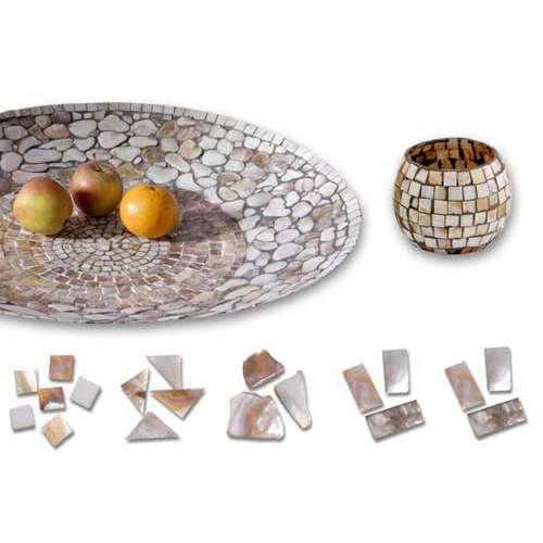 Glorex mosaico madreperla