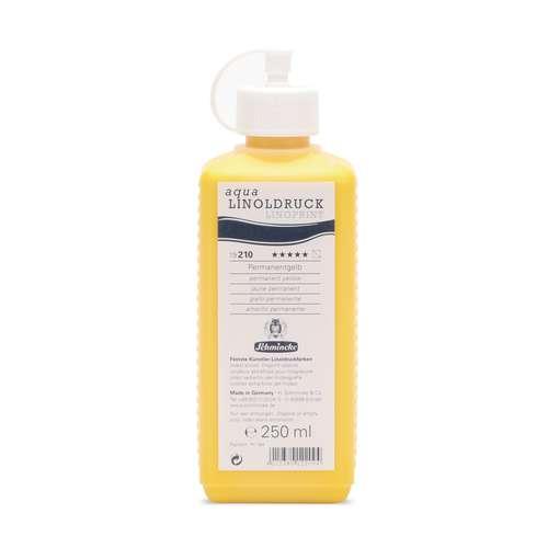 Schmincke - Linoleo, colore a base d'acqua per linoleografia