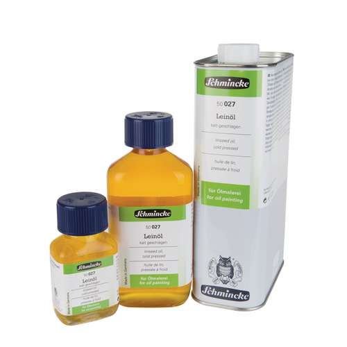 Schmincke - Olio di lino, naturale