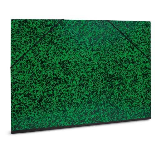 Clairefontaine Annonay, cartella portadisegni verde-nera
