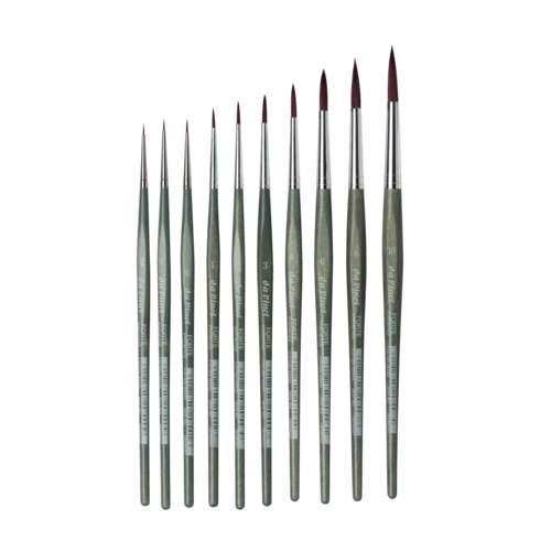 Da Vinci - Serie 363 Forte, fibra sintetica, tondo