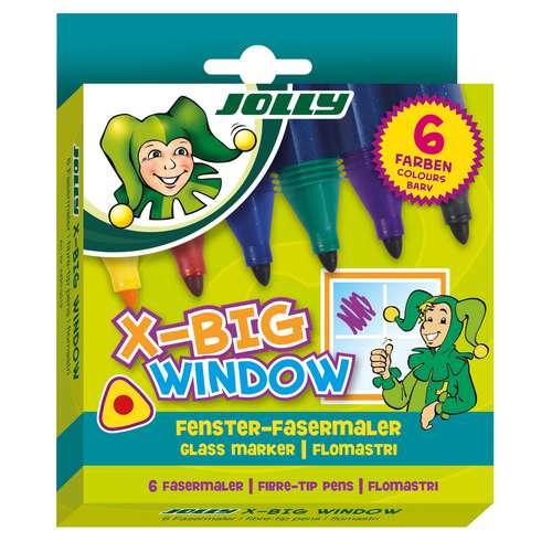 Jolly - Pennarello X-Big per finestra